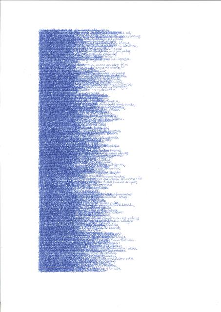 , 'Pablo Neruda, Love Poems,' 2017, Kalfayan Galleries