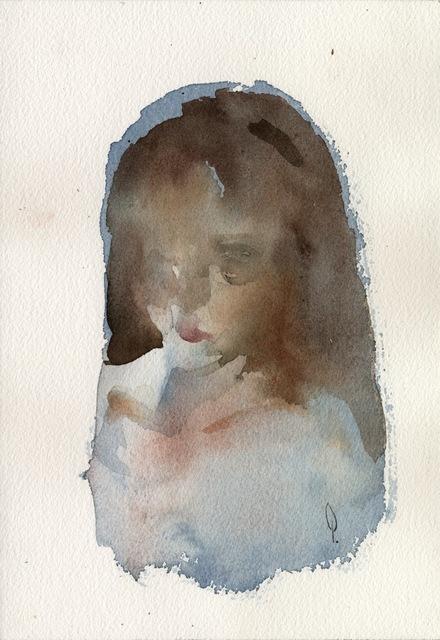 , 'Redhead,' 2017, Helikon Gallery & Studios