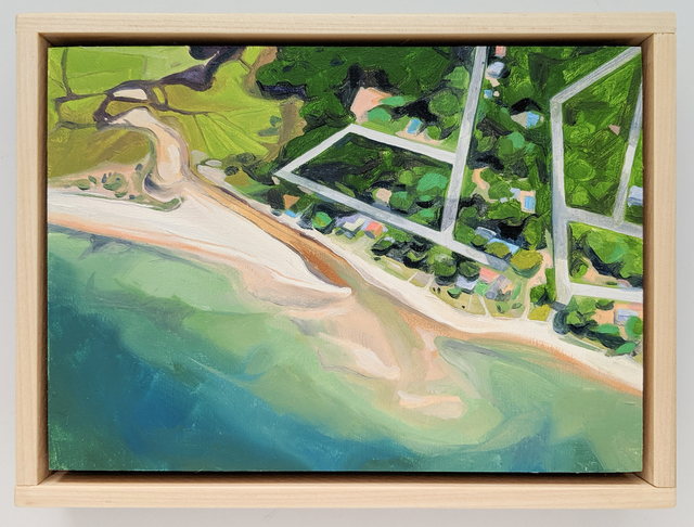 , 'Ninevah Beach, Sag Harbor,' 2019, VSOP Projects