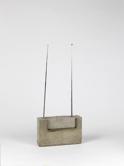 , 'Weltempfänger (World Receiver),' 1998, Galerie Buchholz