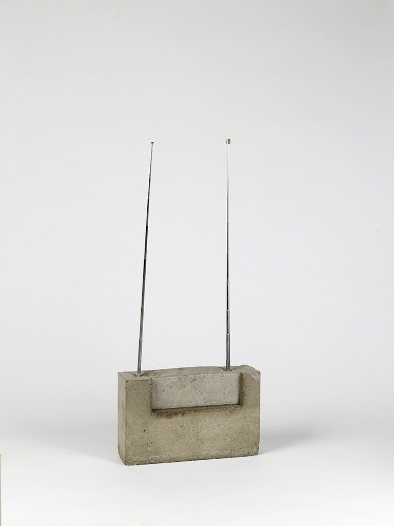 Isa Genzken, 'Weltempfänger (World Receiver),' 1998, Galerie Buchholz