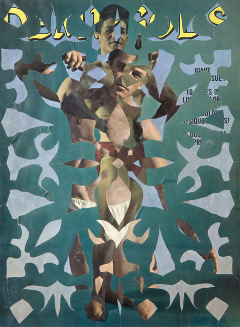 May Wilson, 'Snowflake (Demi-Gods)', 1965-1972, Mixed Media, Collage, Pavel Zoubok Fine Art