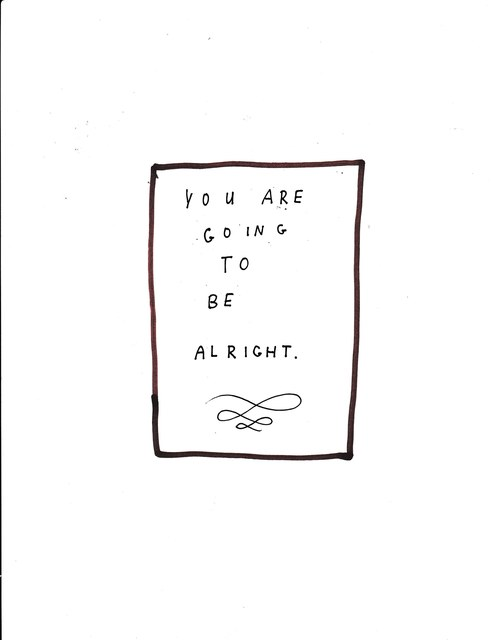 , 'You Are Going To Be Alright,' 2015, Lora Reynolds Gallery
