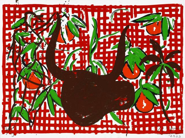 Stefan Szczesny, 'Bull's head Mallorca Suite ', 2000, Joerg Heitsch Gallery