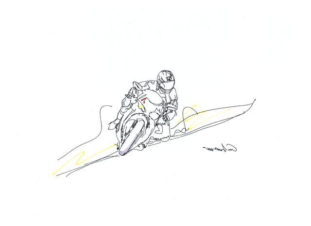 , 'Ducati,' 2014, ICA London
