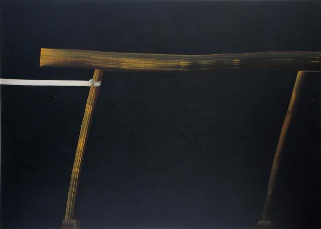 , '10 Brushstrokes, 2009,' 2009, Ditesheim & Maffei Fine Art