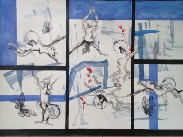 Mamady Seydi, 'Untitled 16', 2018, Galerie Galea