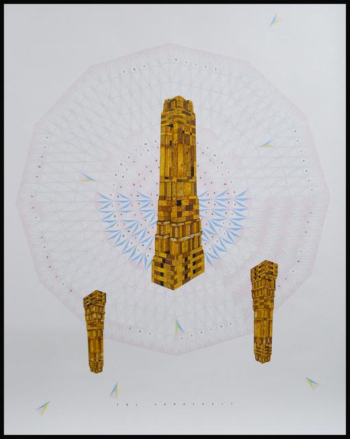 , 'The Drift,' 2017, Galerie Kandlhofer