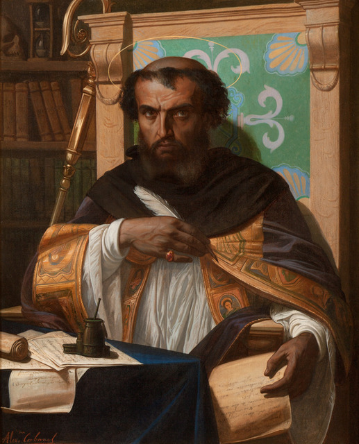 , 'Saint Augustine in his Study,' , Jack Kilgore & Co.