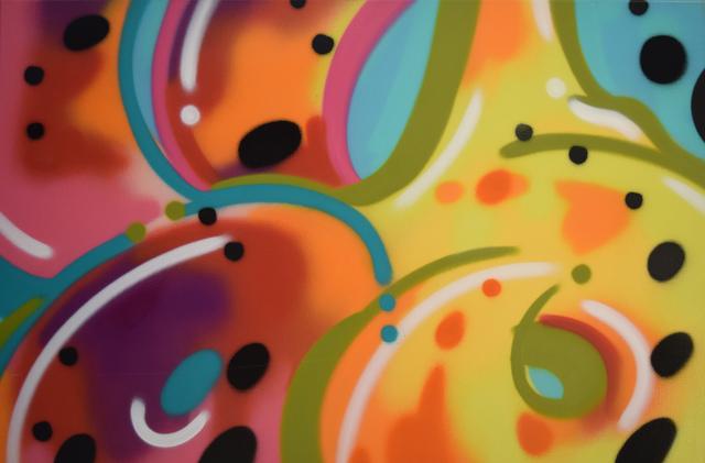 , 'Disco,' 2017, Fountain House Gallery