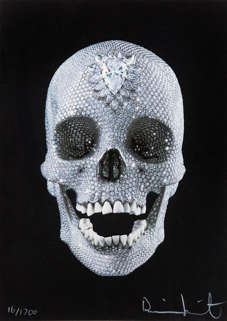 Damien Hirst, 'For the Love of God, Believe', 2007, Hindman