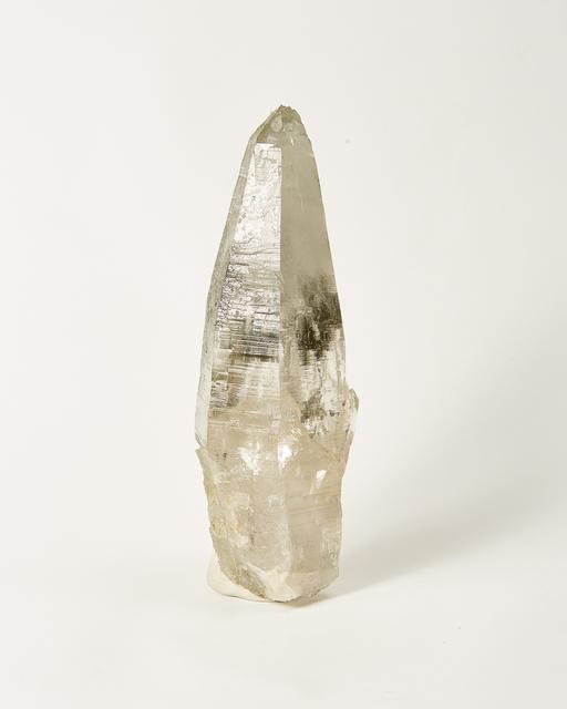 Carini Crystal Collection, 'Tantric Himalayan Quartz Crystal', Joseph Carini Carpets