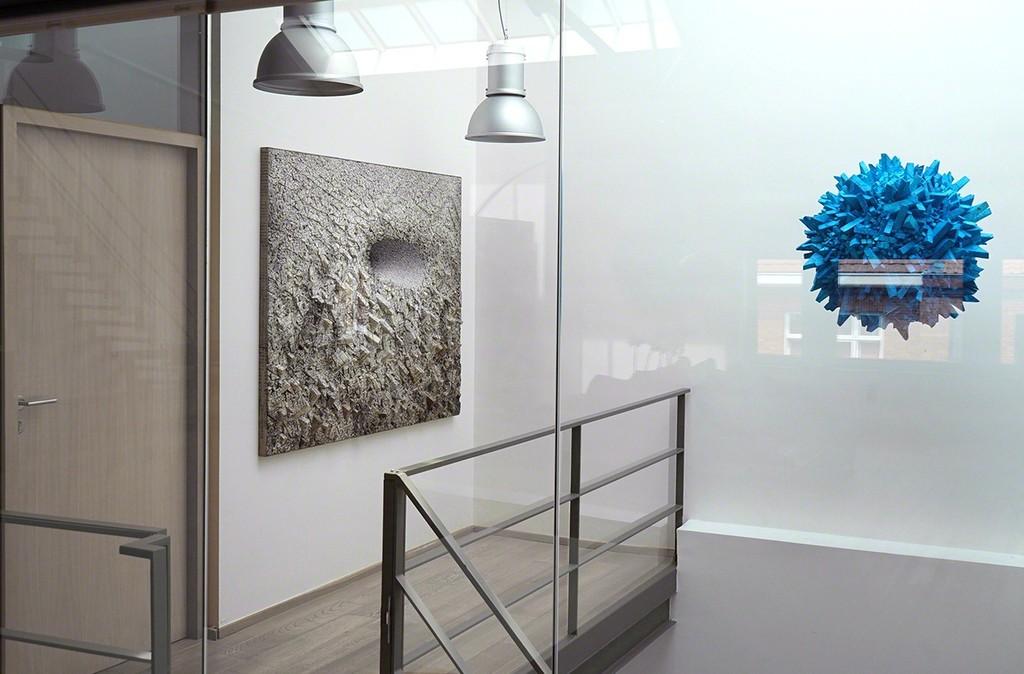 Exhibition CHAOTIC HARMONY - Artist CHUN KWANG YOUNG
