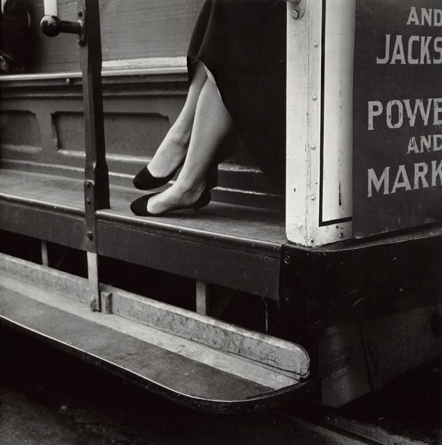 Dorothea Lange, 'Cable Car, San Francisco', 1956, Edwynn Houk Gallery