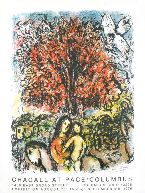 Marc Chagall, 'Sainte Famille', 1976, Ephemera or Merchandise, Stone Lithograph, ArtWise