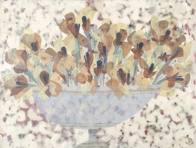 , 'Still life (Vase of Flowers),' 1936, Jenna Burlingham Fine Art