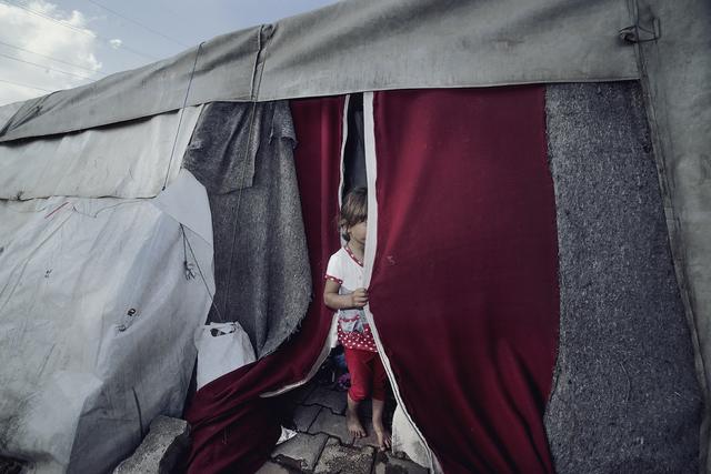 , 'Soliman's Tent 11,' 2014-2015, Hafez Gallery