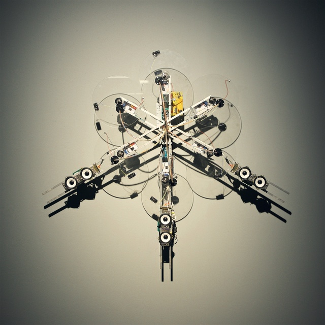 , 'Metaphase Sound Machine,' 2014, Laboratoria Art & Science Space