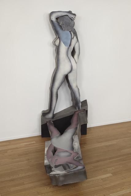 Larry Rivers, 'Me and My Shadow IV', 1970, Tibor de Nagy