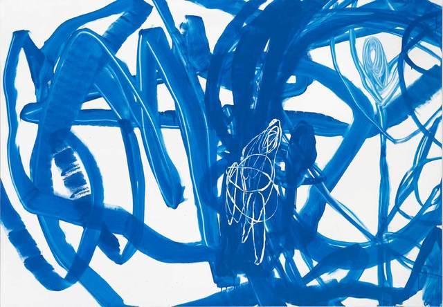 , 'sin título,' 2009, Galería Heinrich Ehrhardt