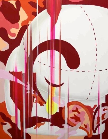 , 'Tanto lo Sapevo, o Comunque me lo Immaginavo,' 2012, Galleria Ca' d'Oro