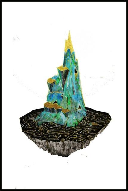 , 'Isla,' 2013, Schlifka | Molina Arte Contemporáneo