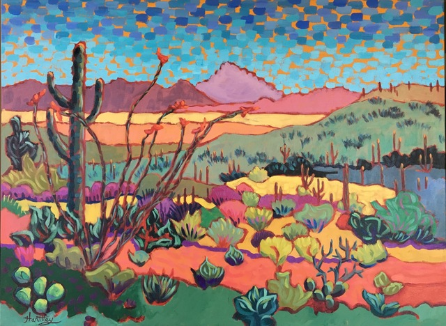 ", '""Desert Spring Color"" ,' 2017, Bonner David Galleries"