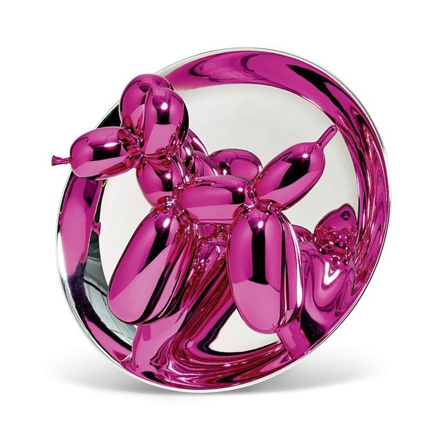 Jeff Koons, 'Balloon Dog (Magenta)', 2015, Koller Auctions