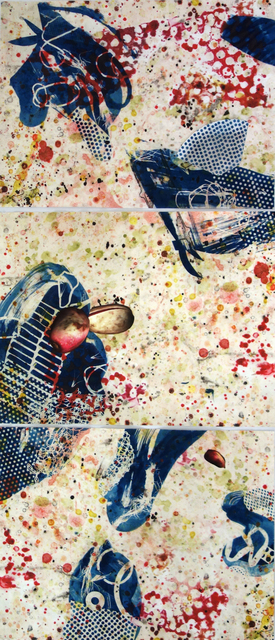 Yvette Drury Dubinsky, 'Airborne Pistachios', 2013, Bruno David Gallery