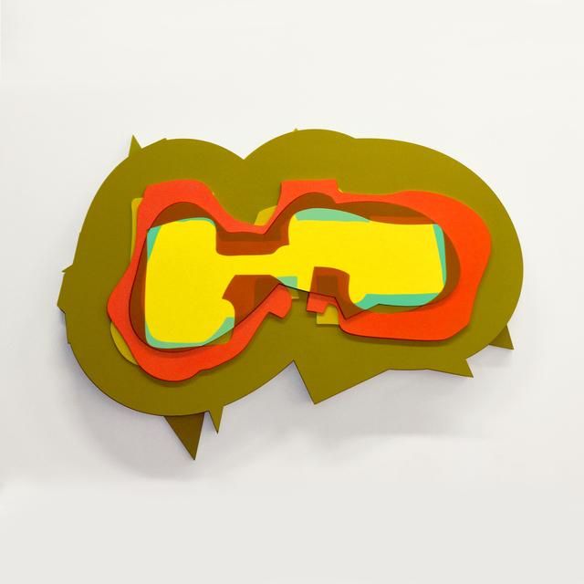 , 'LIGO,' 2017, Galerie Richard