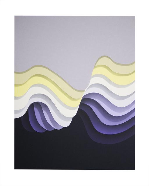 , 'Flow_01,' 2016, Hashimoto Contemporary