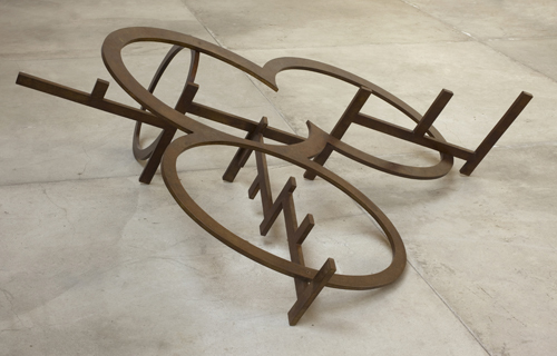 , 'Around Maloja (large),' 1989, Zuleika Gallery