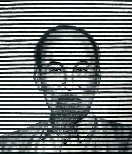 , 'Ho Chi Minh #2 from Red Project ,' 2013, Chan + Hori Contemporary