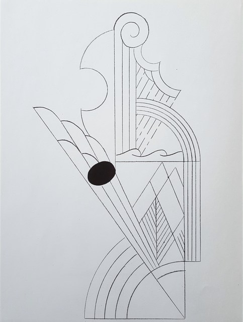 Roy Lichtenstein, 'Illustration for 'Romanze, or The Music Students' (I) & (II)', 1967, Print, Photolithograph, Graves International Art