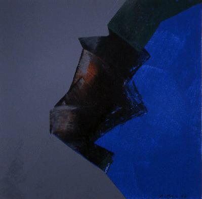 , 'Color Music #9,' 1996, Atrium Gallery