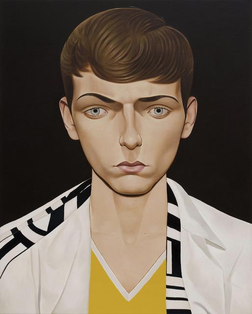 , 'Xavier Gravas,' 2012, Gallery Baton