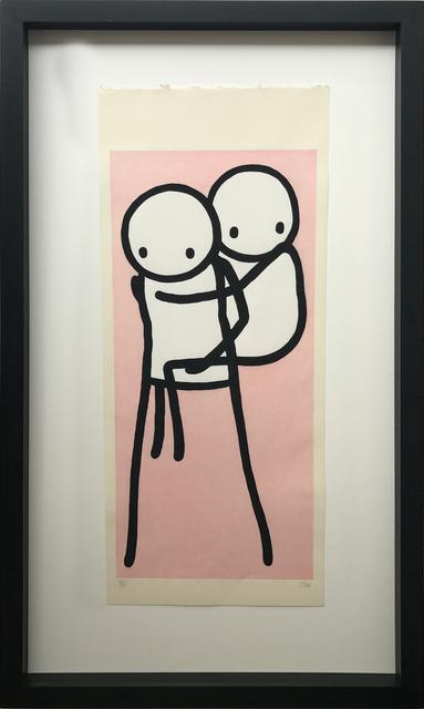 , 'Piggyback (rosé),' 2013, Galerie Kronsbein