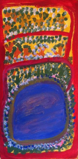, 'Kurrkunga,' 2011, Rebecca Hossack Art Gallery