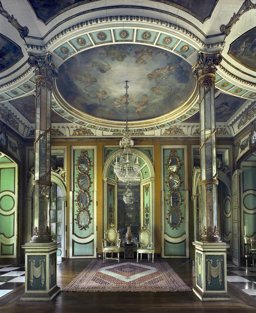 , 'Throne Room, Lisbon,' 2011, Holden Luntz Gallery