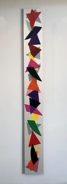 , 'Panel Painting #43,' 2019, Jenkins Johnson Gallery