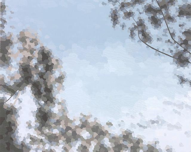 , 'Daylight Blue,' 2019, Walker Fine Art