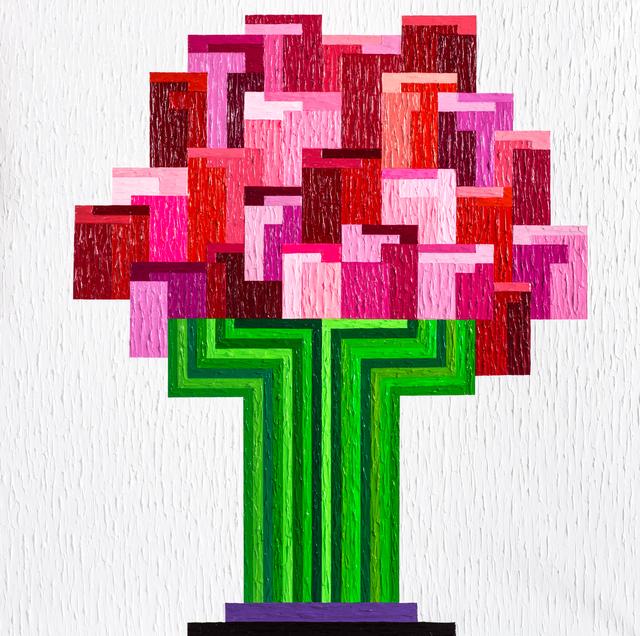 , 'Rose ,' 2016, HG Contemporary