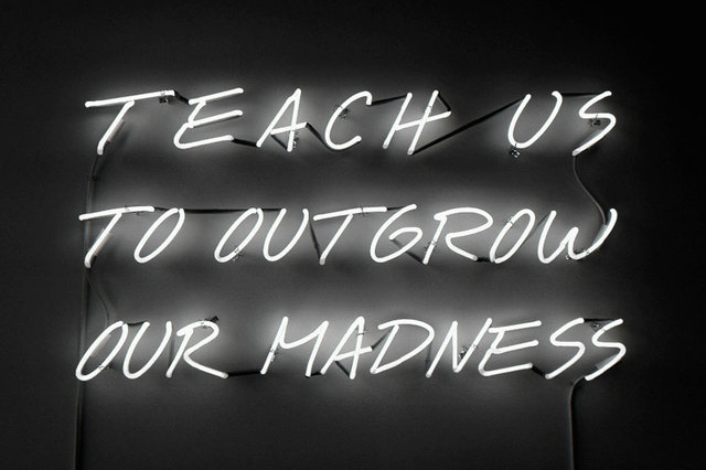 , 'Teach Us to Outgrow Our Madness,' 1995, Goodman Gallery