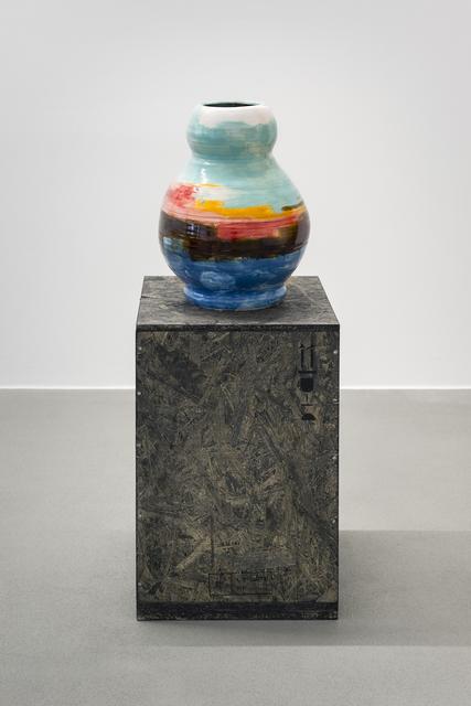 , 'Adnan 6,' 2018, Galerie Mehdi Chouakri