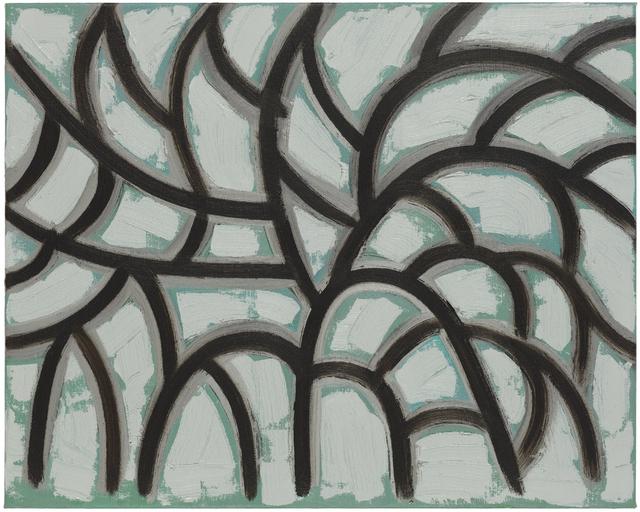 , 'Untitled Tree,' 2015, Galerie Martin Janda