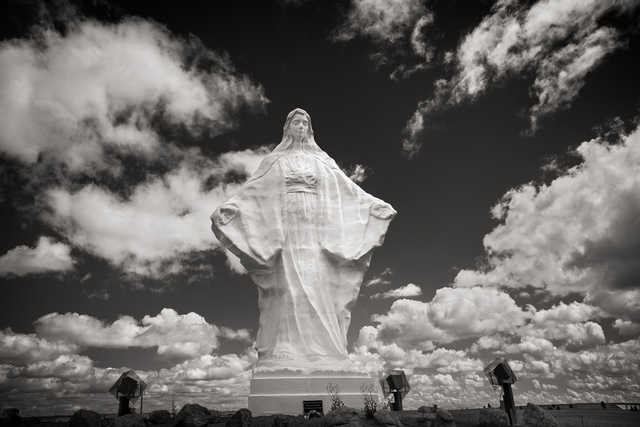 , 'Our Lady of Peace Shrine,  Pine Bluffs, Wyoming,' , Soho Photo Gallery