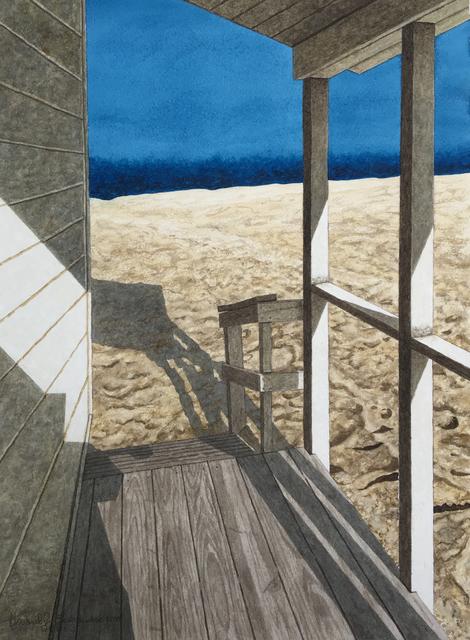 , 'Shadows,' 2017, Peninsula Gallery