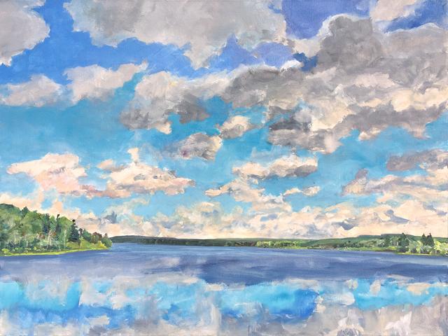 , 'Anglin Lake (AC-56-94),' 1994, Han Art