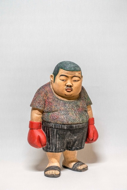 , 'Angry Boxer,' 2018, Nil Gallery