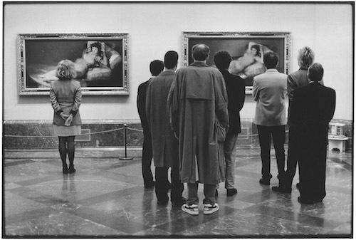 , 'Madrid, Museo del Prado,' 1995, Jackson Fine Art